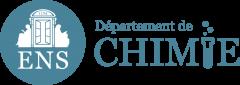 Département de Chimie de l'ENS